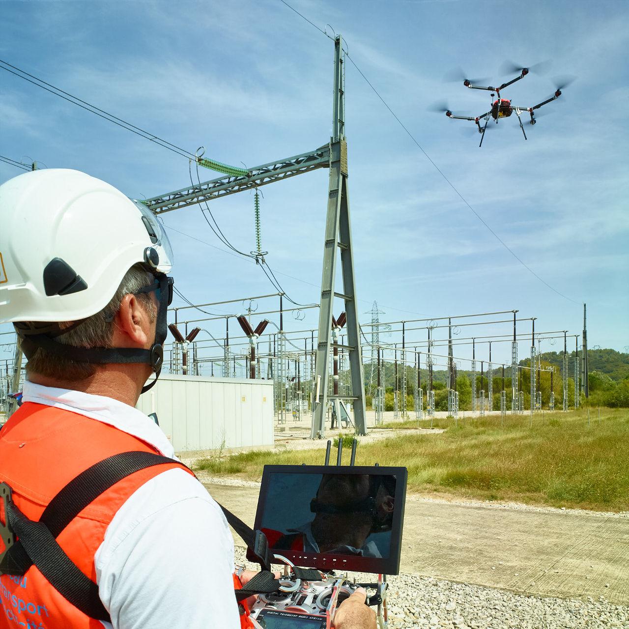 Drone Airtelis